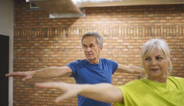 Ritardare l'invecchiamento grazie allo sport