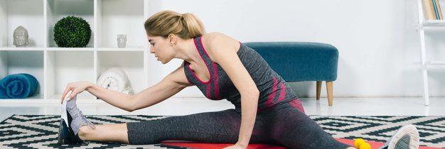 Una guida agli esercizi più utili per chi soffre di dolori articolari, mal di schiena e altre malattie croniche